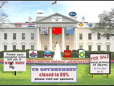Whitehouse Sponsors  by Robert Stagemyer
