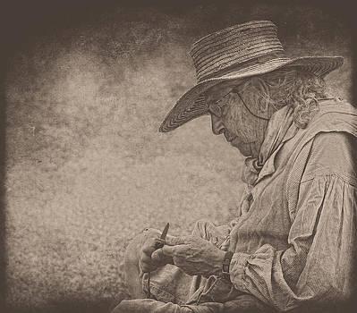 Whittling by Pat Abbott