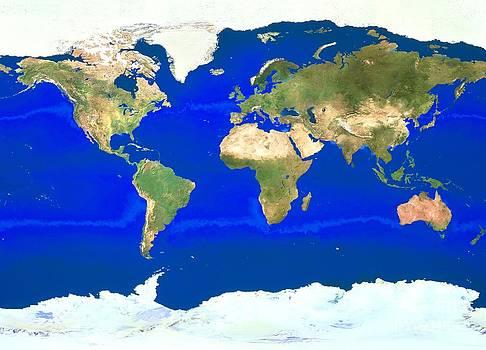 WorldSat International Jim Knighton - Whole Earth