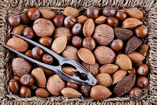 Simon Bratt Photography LRPS - Whole nuts in a basket