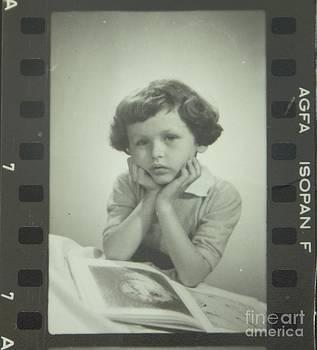 Why do girls like me ....Anno Domini 1957. by  Andrzej Goszcz