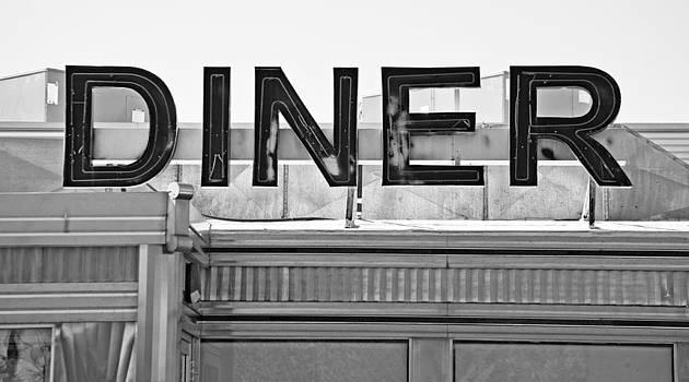 Wichita Falls Diner by Patrick Derickson