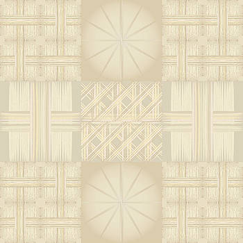 Wicker Quilt by Kevin McLaughlin