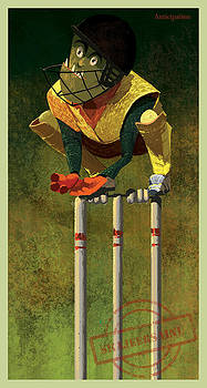 Wicket Keeper by Shajeersainu Sainu