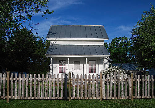 Wilbur Wright Birthplace by Mark Orr