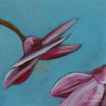 Wild cherries by Lisbet Damgaard