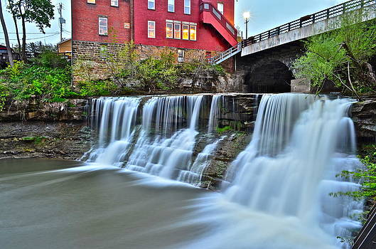 Frozen in Time Fine Art Photography - Chagrin Falls Ohio