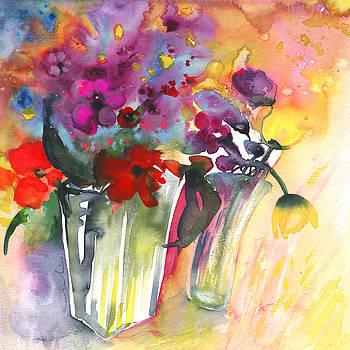 Miki De Goodaboom - Wild Flowers Bouquets 02