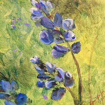 Wild Flowers by Laurianna Taylor