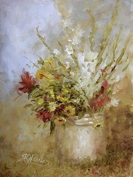 Wild Flowers by Sharen AK Harris