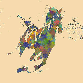 Wild Horse by Soumya Bouchachi