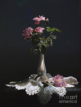Larry Preston - WILD ROSES