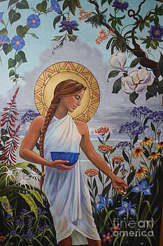 Wildflower Renaissance by Teri Tompkins