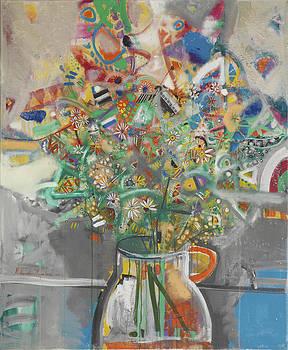 Wildflowers by Dariya Tishchenko-Zhuravel