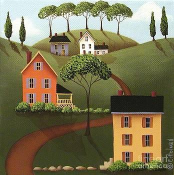 Wildwood Lane by Catherine Holman