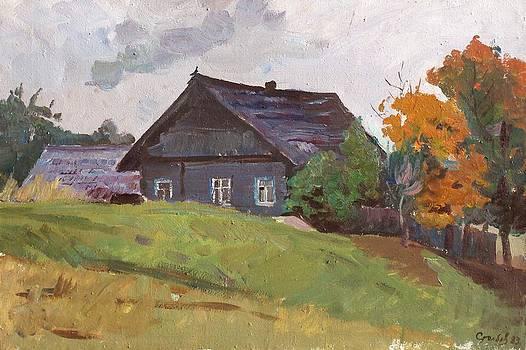 Willage Dvoriki by Alexander Stolbov