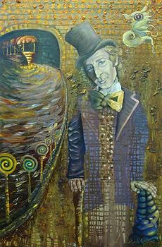 Willy Wonka With A Twist by Scott Phillips