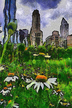 Wilting City by Dancin Artworks