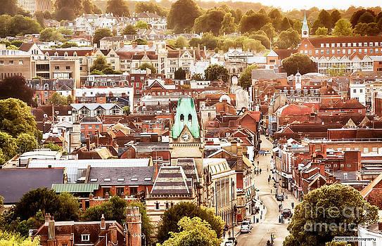 Simon Bratt Photography LRPS - Winchester city in Hampshire England