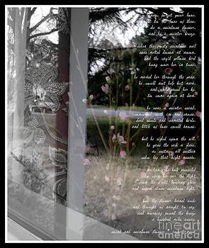 Wind and Window Flower by Nancy Dole McGuigan