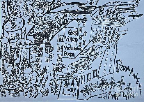 Wind of change 2014. Poezja i sztuka jest wspolnym jezykiem swiata  by  Andrzej Goszcz