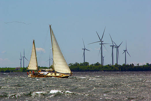 Wind Powered by Paul Wash