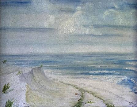 Judy Hall-Folde - Windblown
