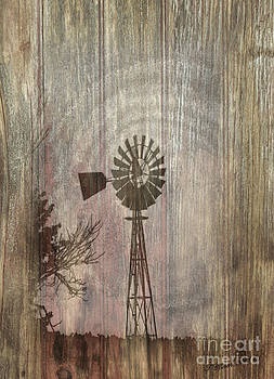 Windmill by Timothy Clinch