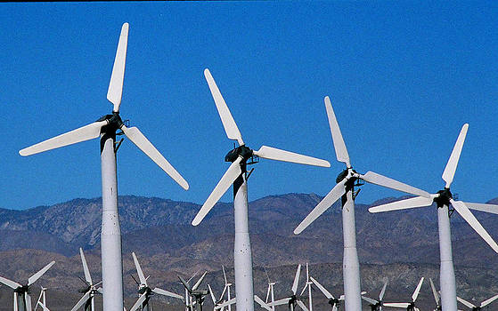 WindmillsTwo by Rebecca West
