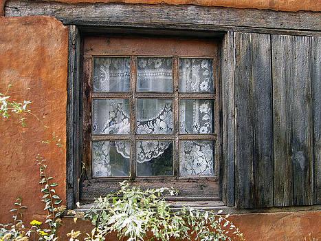 Kurt Van Wagner - Window at Old Santa Fe
