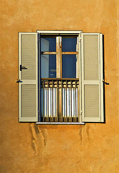 David Letts - Window of Rome II