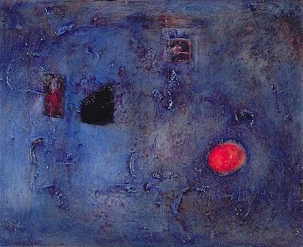 Jane Deakin - Window Oil On Canvas