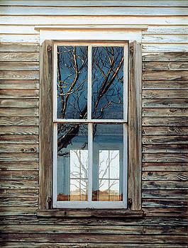 Window on Georgia by Peter Muzyka