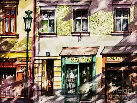 Window Shopping by Dariusz Orszulik