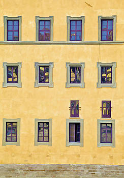 David Letts - Windows of Florence