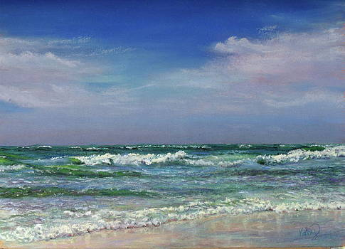Windswept by Kathy Dolan