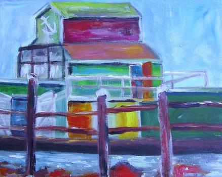 Windswept by Maria Milazzo