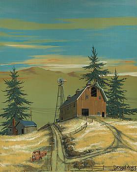 Windy Knoll by John Wyckoff