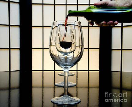 Wine for Three by John Debar