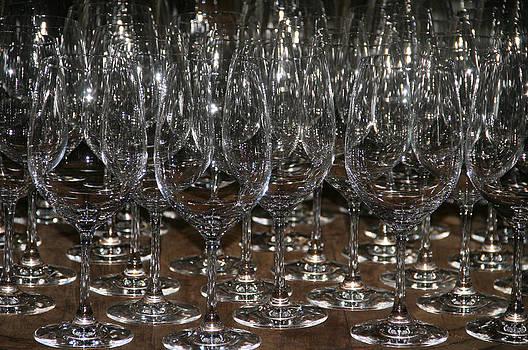 Kathy Peltomaa Lewis - Wine Glasses
