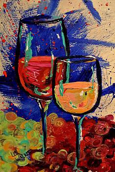 Wine-o 2 by Lee Walker