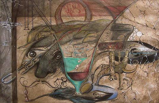 Wine Through Centuries by Geni Gorani