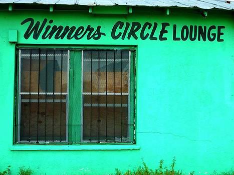 Winner's Circle Lounge by Gia Marie Houck