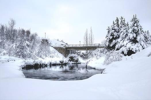Winter 1 by Erlendur Gudmundsson