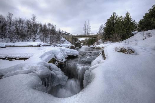 Winter 3 by Erlendur Gudmundsson