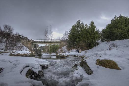 Winter 4 by Erlendur Gudmundsson