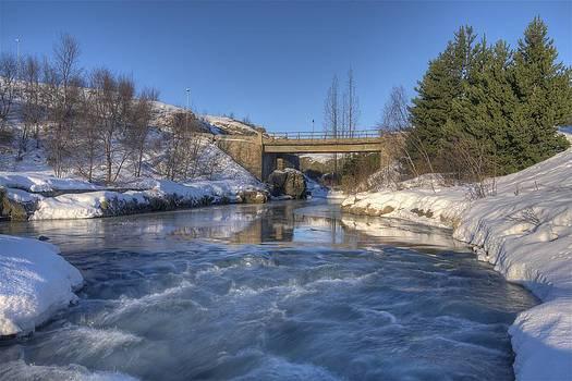Winter 5 by Erlendur Gudmundsson