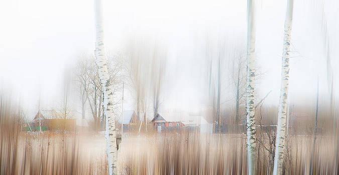 Jenny Rainbow - Winter Aquarel. Russia
