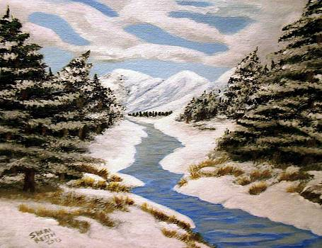 Winter Bliss by Sheri Keith