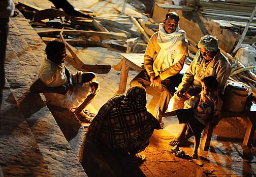 Winter Bonfire by Money Sharma